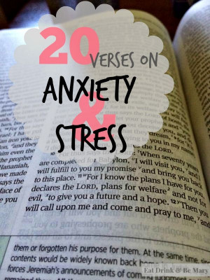 ... , Anxiety Scripture, Let Go And Let God, Anxiety God Quotes, Lets God