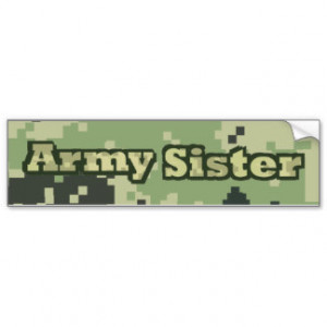Army Sister Quotes Army Sister