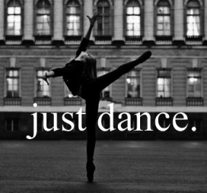 ... this image include: quote, ballet, black and white, dance and dancer
