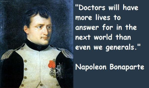 Napoleon bonaparte famous quotes 6