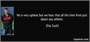 More Pat Cash Quotes