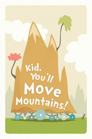 ... Gallery For Oh The Places You'll Go Quotes Kid You'll Move Mountains