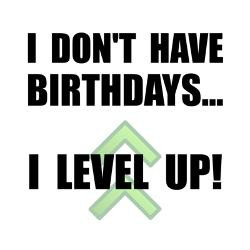 level_up_birthday_greeting_card.jpg?height=250&width=250&padToSquare ...
