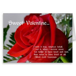 Love You Grandma Red Rose...