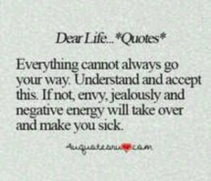 Dear Life Quote