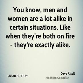 Dave Attell Top Quotes