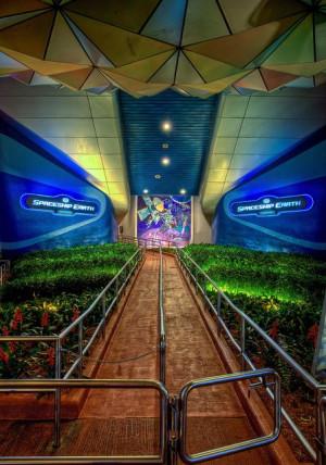 EPCOT - Spaceship Earth, My favorite ride at DisneyWorld