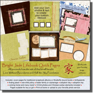 Adoption Scrapbook Stickers Quotes And For Scrapbooking
