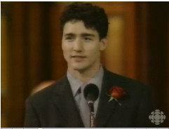Justin Trudeau's eulogy to his father Pierre Trudeau H2O 's prime ...