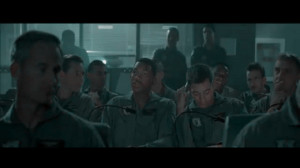 ... Technicolor - Will Smith as Captain Steven Hiller in Independence Day