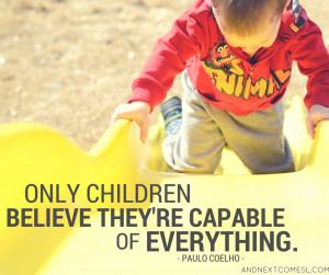 Here are a collection of quotes about children, the importance of play ...