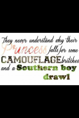 Southern boy drawl