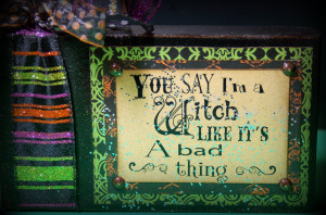 Tag Archives: witch quote