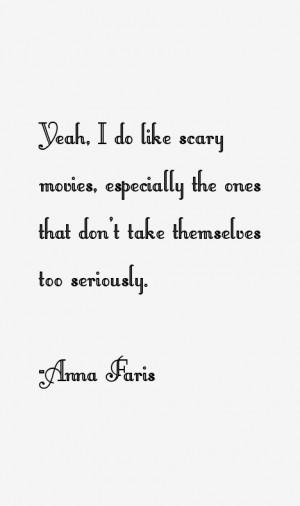 Anna Faris Quotes & Sayings