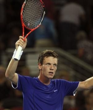 Tomas Berdych Tennis Racquet