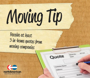 different moving companies this will allow you to compare moving ...