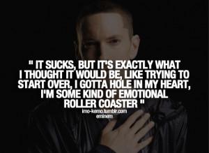 Don Hurt Feelings Anymore...