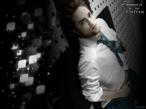 Edward Cullen Quotes HD Wallpaper 4