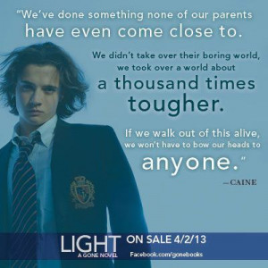Caine's Most Amazing Quote!