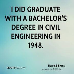 Daniel J Evans Quotes