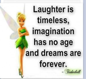 Tinkerbell Quotes Tumblr