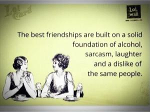 best friendship