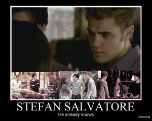 New Motivational Pic: Stefan Salvatore - Damon & Bonnie