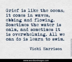 Inspirational quotes grief