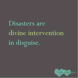 Quotes Disaster