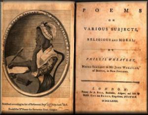 Phillis Wheatley: la primera mujer negra en publicar un libro en ...