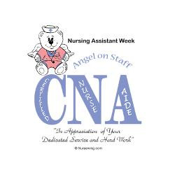 Certified Nursing Assistants Week Clip Art