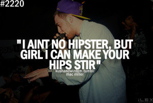 mac miller weed quotes