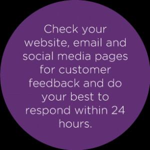 Tip 4: Prepare for Negative Feedback
