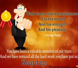Employee Appreciation Thank You Quotes