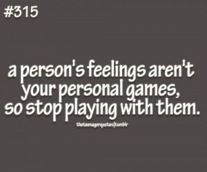 tumblr quotes about being played