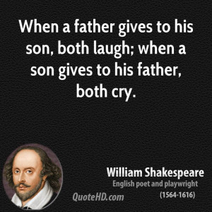 father and son relationship quotes