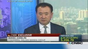 ... Wang Jianlin, si era fatto avanti per acquistare quote e finanziare la