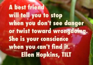 Ellen Hopkins Quote(21)