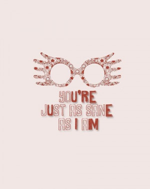 Luna Lovegood | Harry Potter