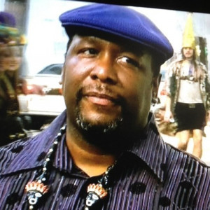 Wendell Pierce Treme Wendell pierce is a great