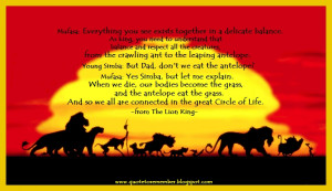 ... lion king lion king quotes remember who you are remember who you are