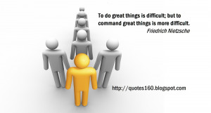 Famous Inspirational And Military Leadership Quotations