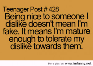 Because nice matters / Funny Pictures, Funny Quotes – Photos, Quotes ...
