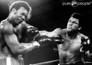 aurais été au combat de Mohamed Ali à Kinshasa (1974)