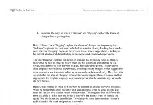 digging summary shmoop 2014 01 17 digging by seamus heaney home poetry ...