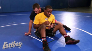 Wrestling Basics with Jordan Burroughs – Escapes and Reversals