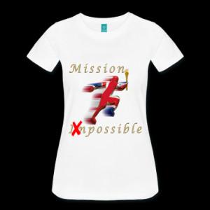 GB Sports Athletics mission possible T-Shirt