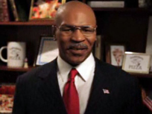 Mike Tyson Plays Herman Cain on Funny or Die's New Political Channel ...