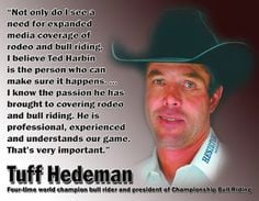 Tuff Hedeman - Bing Images