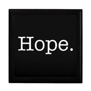 black_and_white_inspirational_hope_quote_template_gift_box ...